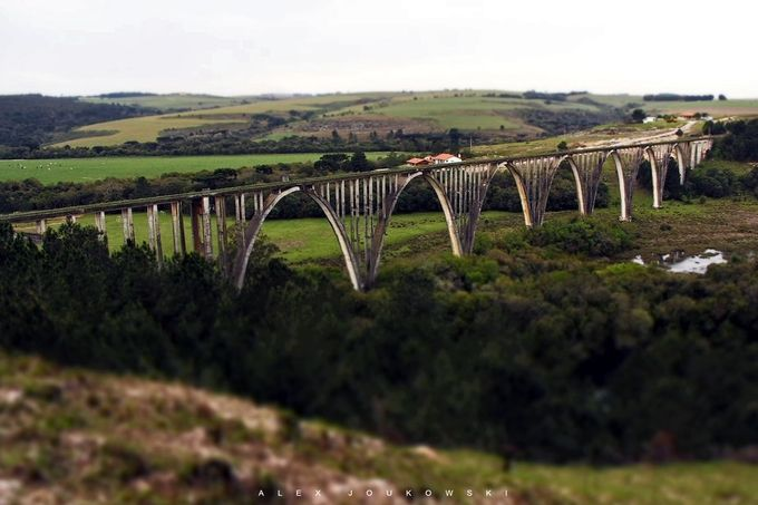 Viaduct by megapixels - TiltShift Effect Photo Contest