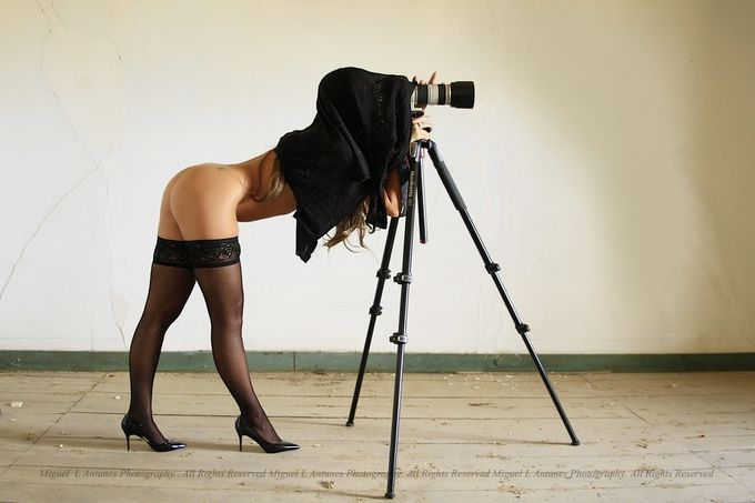 The Photographer by miguelantunes_8885 - Sexy Photo Contest