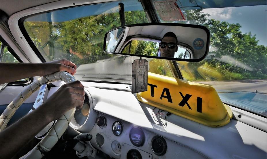 personal driver, cuba