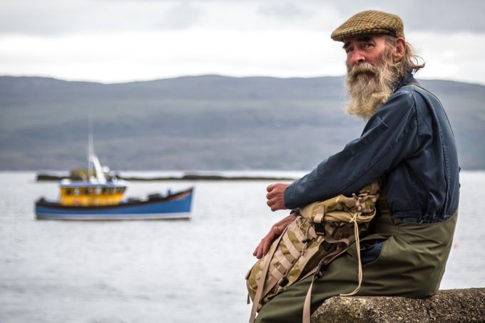 Old Man and the Sea by AmyThorp - The Lifestyle Project