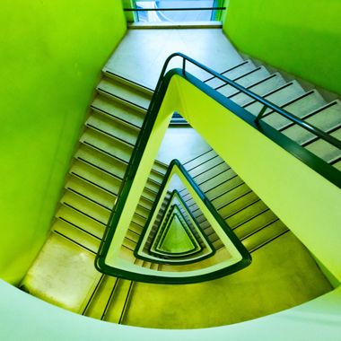 This was a fun shot to take!  I basically had to sneak into a sealed off area of the hospital to get into this amazing staircase!  The other thing was this may be the hottest I have ever been inside in Europe!  It was like a zillion degrees in there!