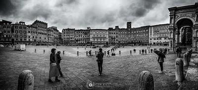 Piazza del Campo - Siena - Italy