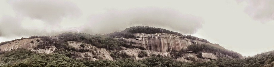 Indian legend has it that Sakanaga is the mountain God ate from, hence it became known as Table R...