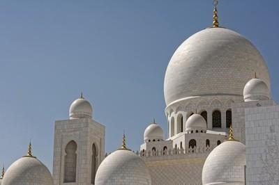 GRAND-MOSQUE @ ABU DHABI1