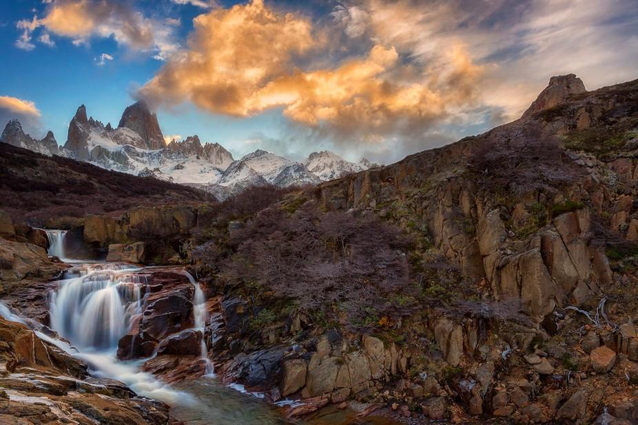 El Chaltén, Patagonia.