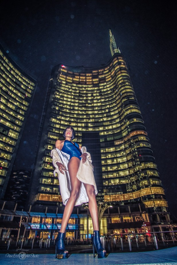 Milan November 2014 Fashion Night by Neweraworldstudio - Creative Reality Photo Contest