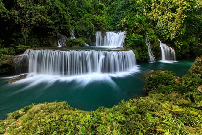 Pinipasakan Falls by gregmetrophotography - Capture Waterfalls Photo Contest