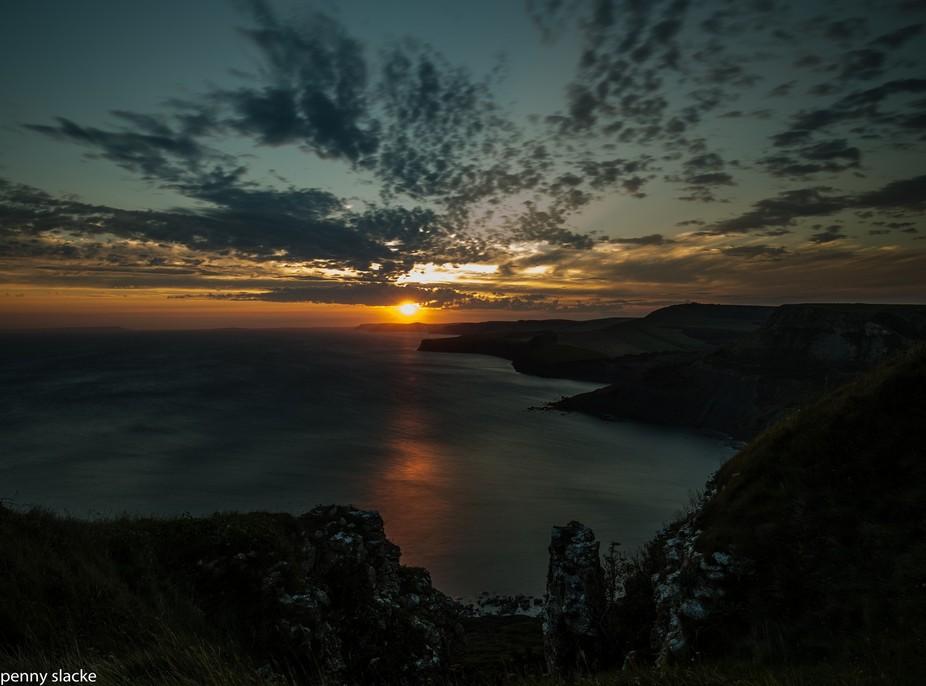 sunset at Emmett's Hill-2