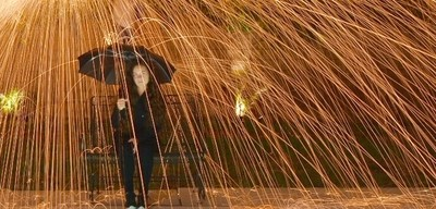 Alexandra and the rain of fire