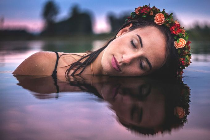 Waterbed Dream by Yorge - People And Water Photo Contest 2017