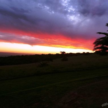 Eastern Cape Sunset