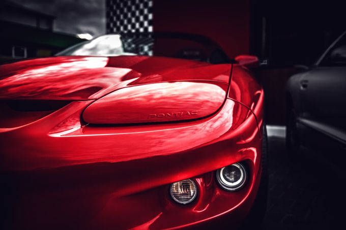 Pontiac Firebird by EvilFrees - My Favorite Car Photo Contest