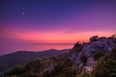 Sunset Montokuc