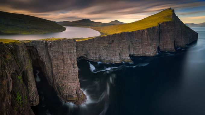 Sorvagsvatn Lake by strOOp - Spectacular Cliffs Photo Contest