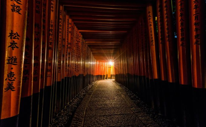 Follow the light! by cwvisions - The Magic Of Japan Photo Contest
