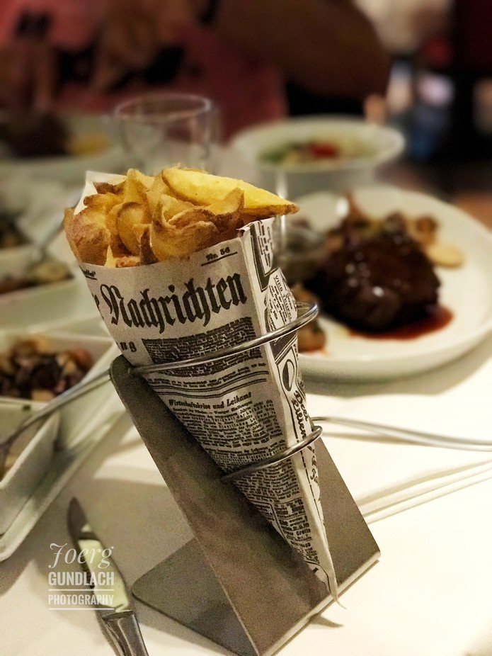 Pommes frites by Joerg - Looks Delicious Photo Contest