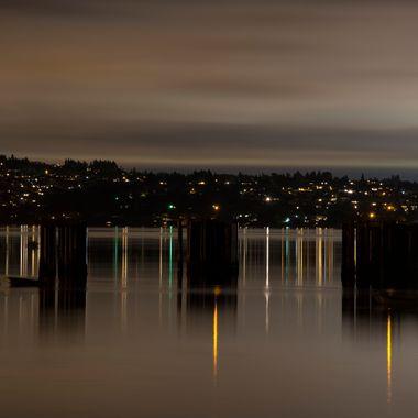 Vashon Ferry Dock