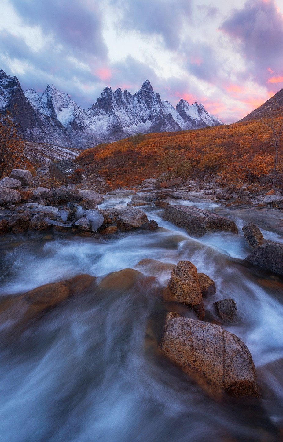Patagonia of North America by terenceleezy - The First Light Photo Contest
