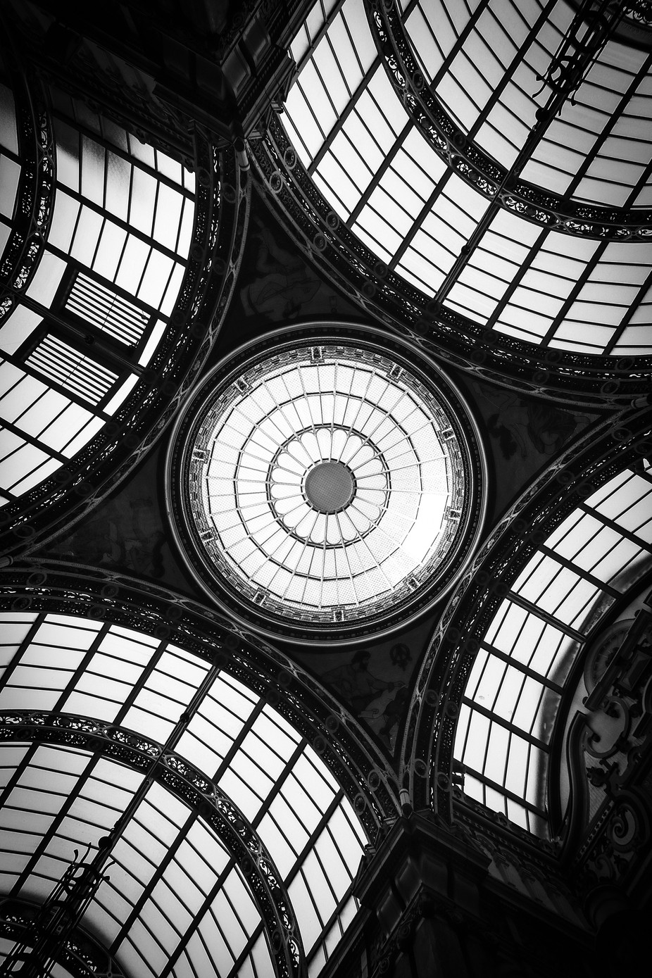 roof by alekseisolovjov - Ceilings Photo Contest