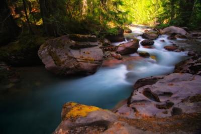Avalanche Creek I