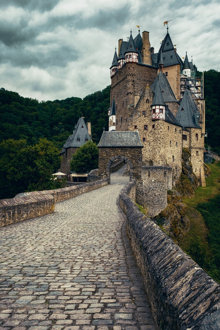 Burg Eltz, Germany. by Matthiasdengler - Enchanted Castles Photo Contest
