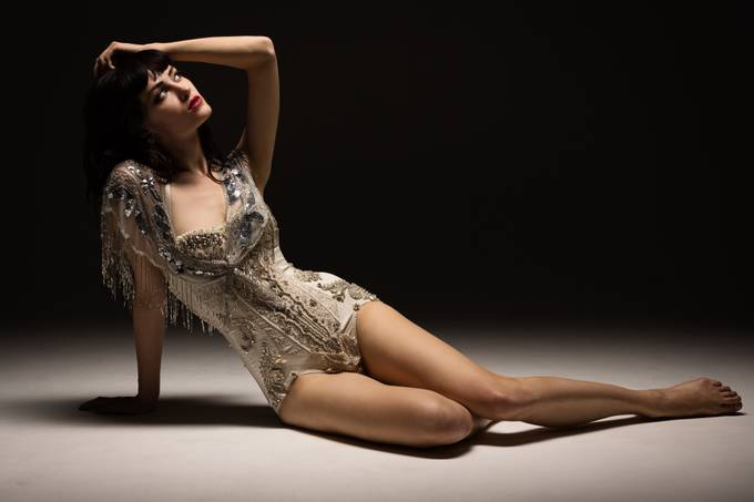 Her in the Studio by racheldulson - Her In The Studio Photo Contest