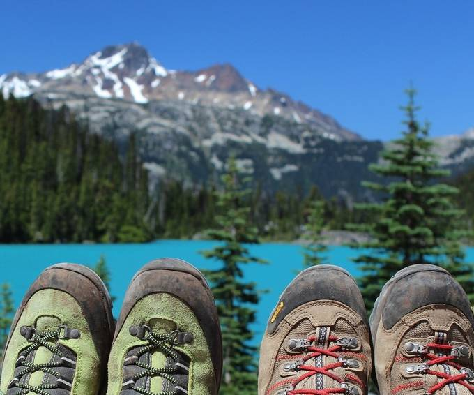 Boots at Joffre by DexHortonPhotography - Summer Road Trip Photo Contest