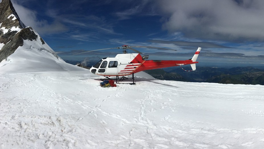 "Jungfraujoch ""top of Europe"" Switzerland. Summer 2016."