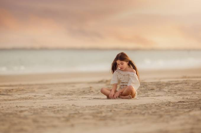 Bella by AshleyGoverman - Sitting In Nature Photo Contest