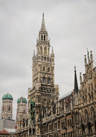 New Town Hall of Marienplatz
