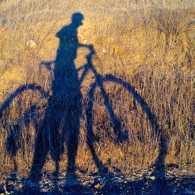 Mountain biking through southern Cal scorched earth!
