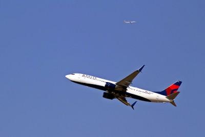 Delta Airlines Boeing 737