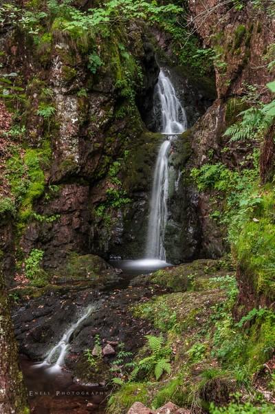 Waterfall of Brigandoux