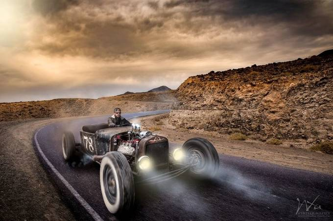 hot rod by Studio-F - Awesome Cars Photo Contest