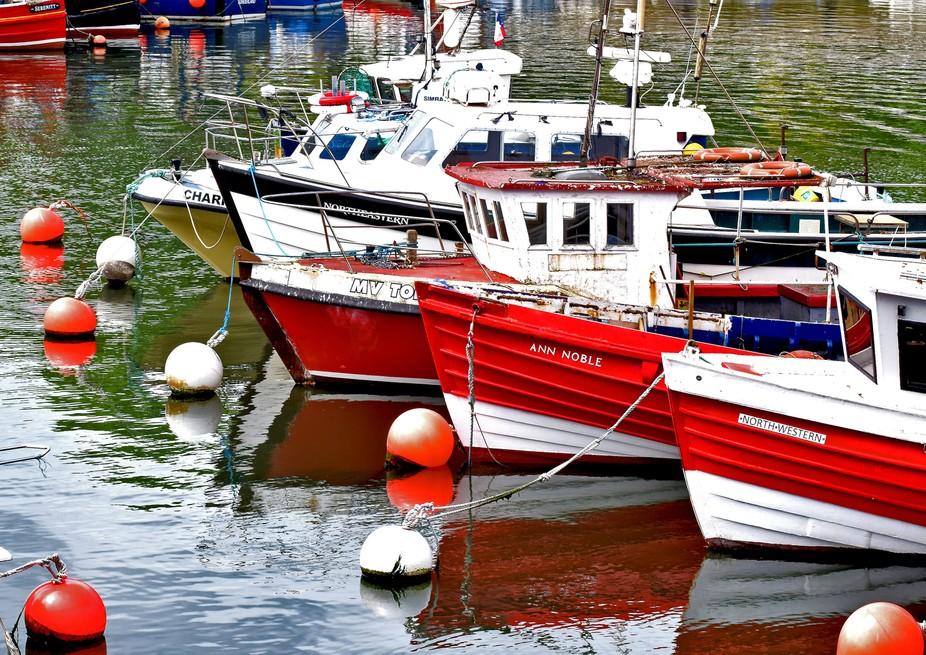 St Peter's Marina Boats