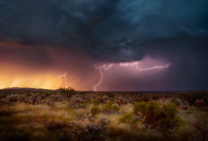 Tempest by Davemce - A Storm Is Coming Photo Contest