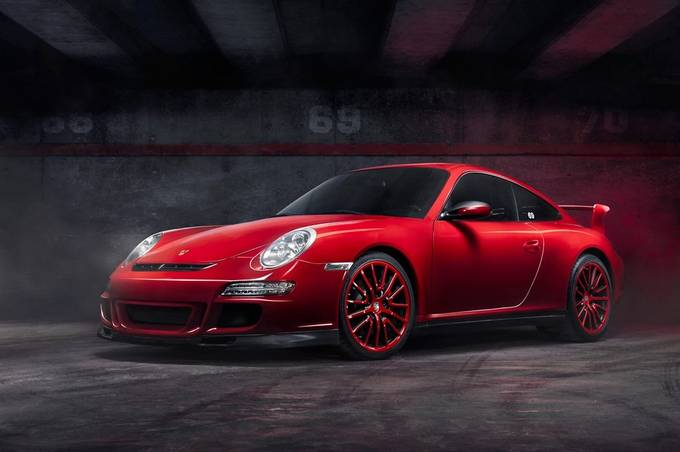 Porsche Carrera 4s by levsavitskiy - Awesome Cars Photo Contest