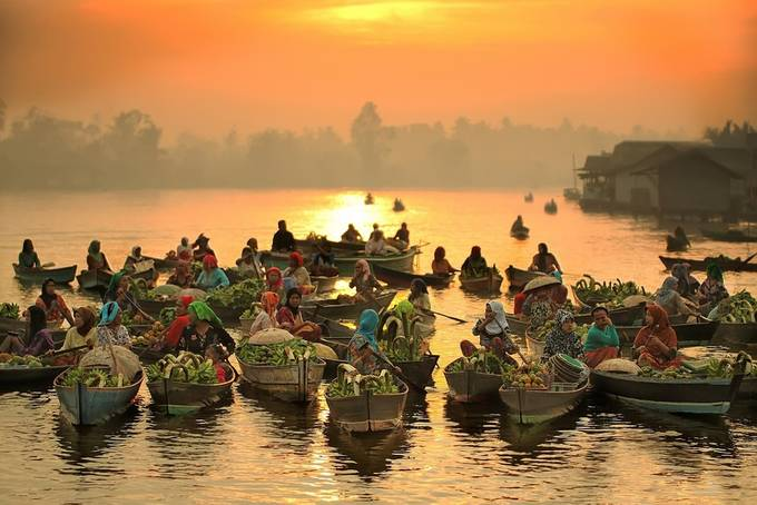 The Dawn Traders by fauzanmaududdin - Social Exposure Photo Contest Vol 11