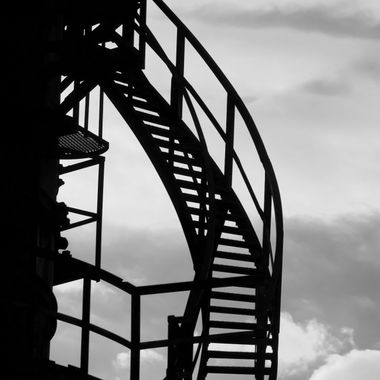 Old Gasworks Stairs