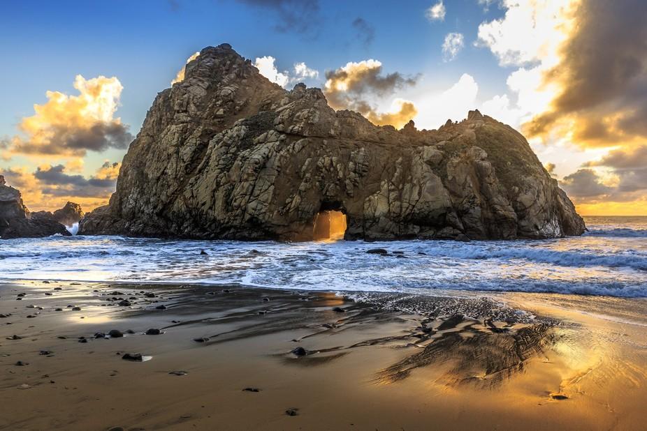Big Sur, California - Pfeiffer Arch