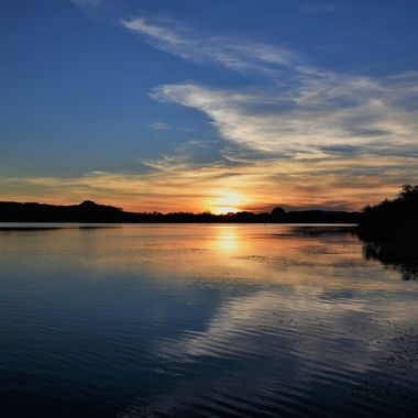 Sunset Collection (61) - Ord River Cruise -  Western Australia