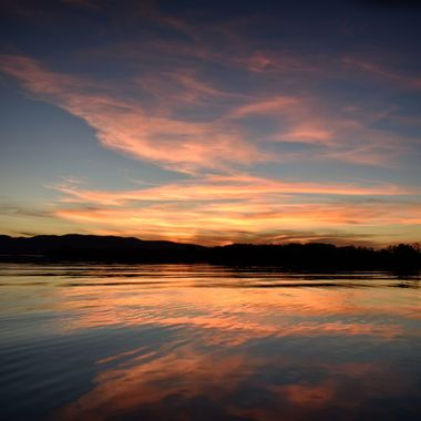 Sunset Collection (62) - Ord River Cruise - Western Australia