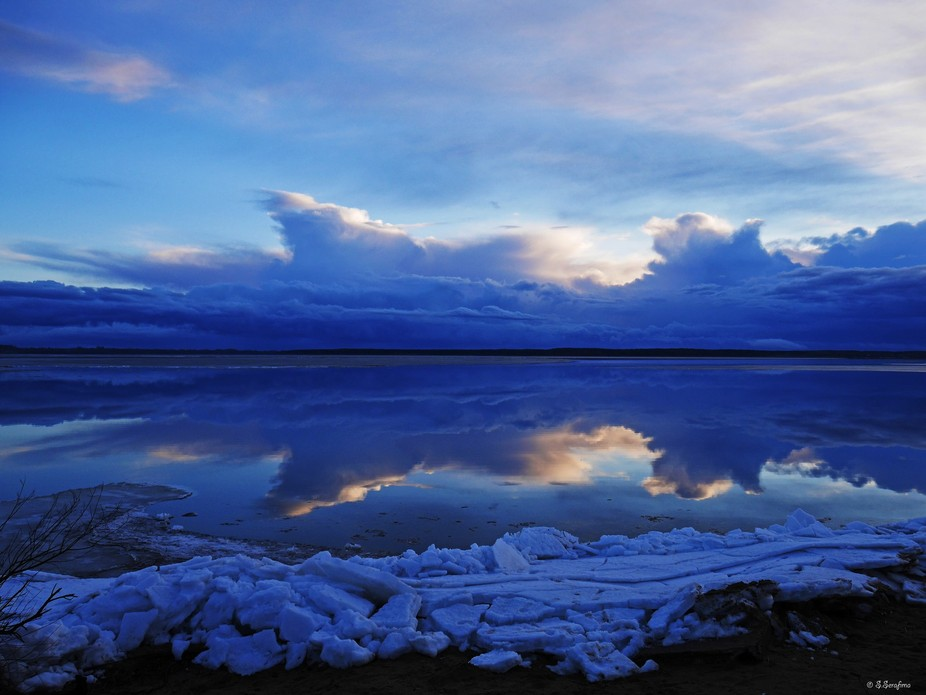 Lake Seliger, Tver Region, Russia