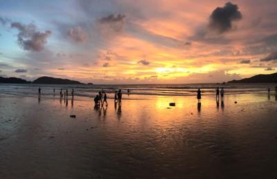 Colors of Thailand, Patong Beach, Phuket