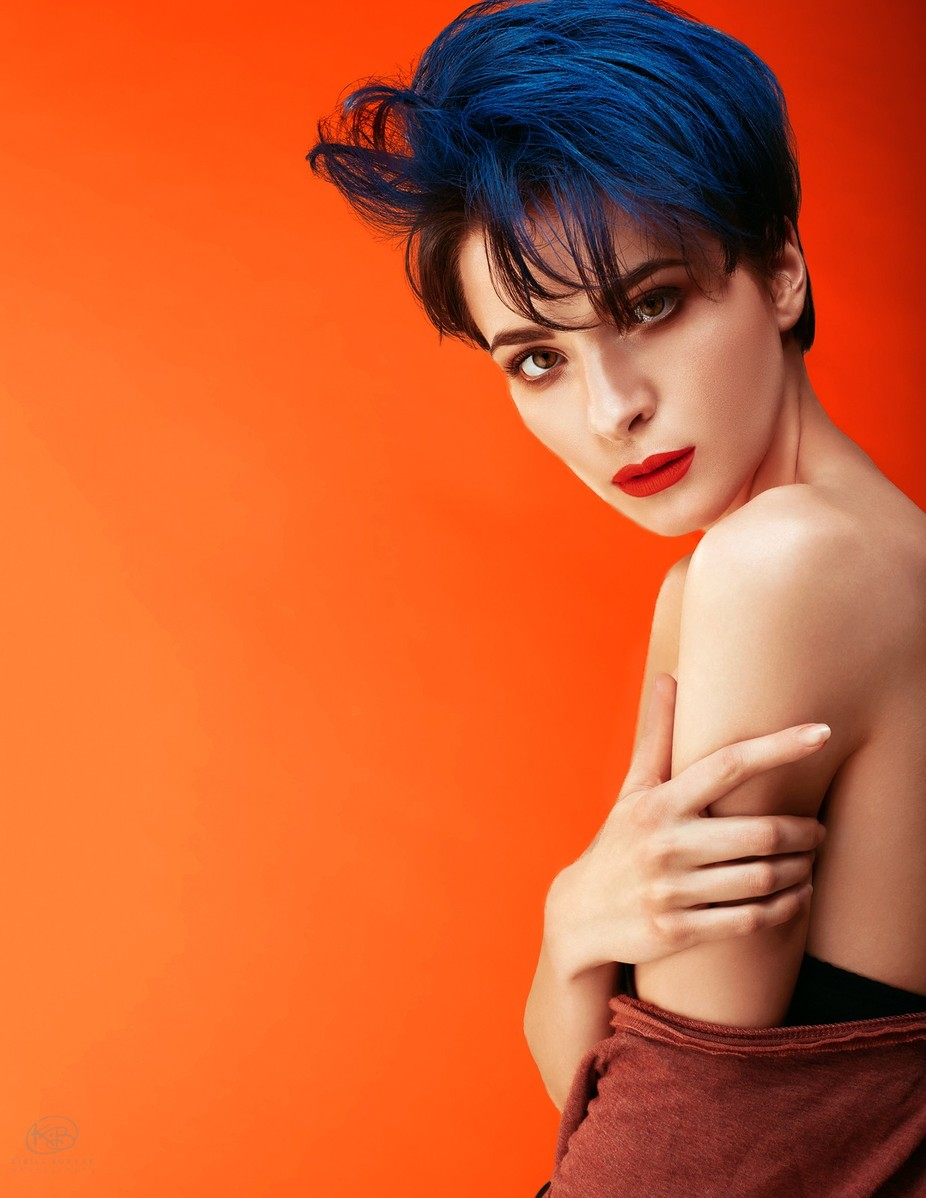 Blue Velvet by kirillburyak - Covers Photo Contest Vol 42
