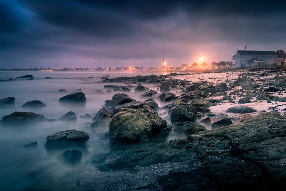 """Melkbosstrand, South Africa.  Melkbosstrand (Afrikaans for """"Milkbush beach"""") is..."""