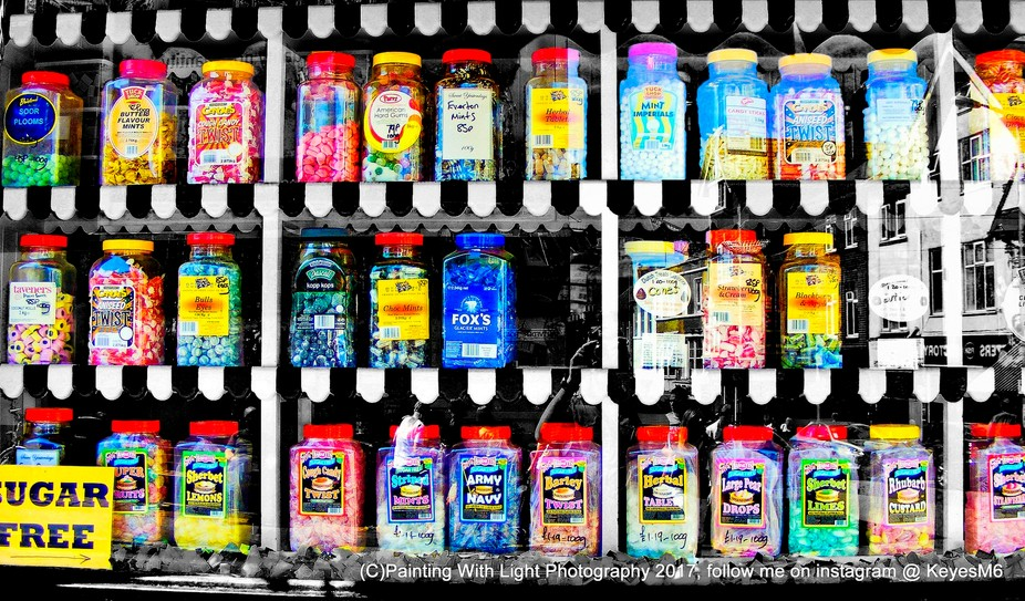 just seeing this shot brings back memories of childhood,,,, jars and jars and jars of soooooo man...