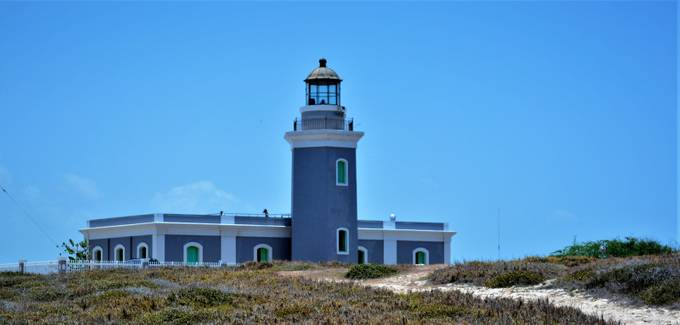 This is a very well visited lighthouse by most tourist who visit Puerto Rico.