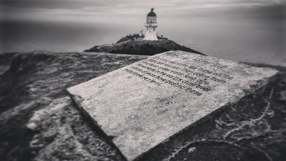 Lighthouse northisland newzealand