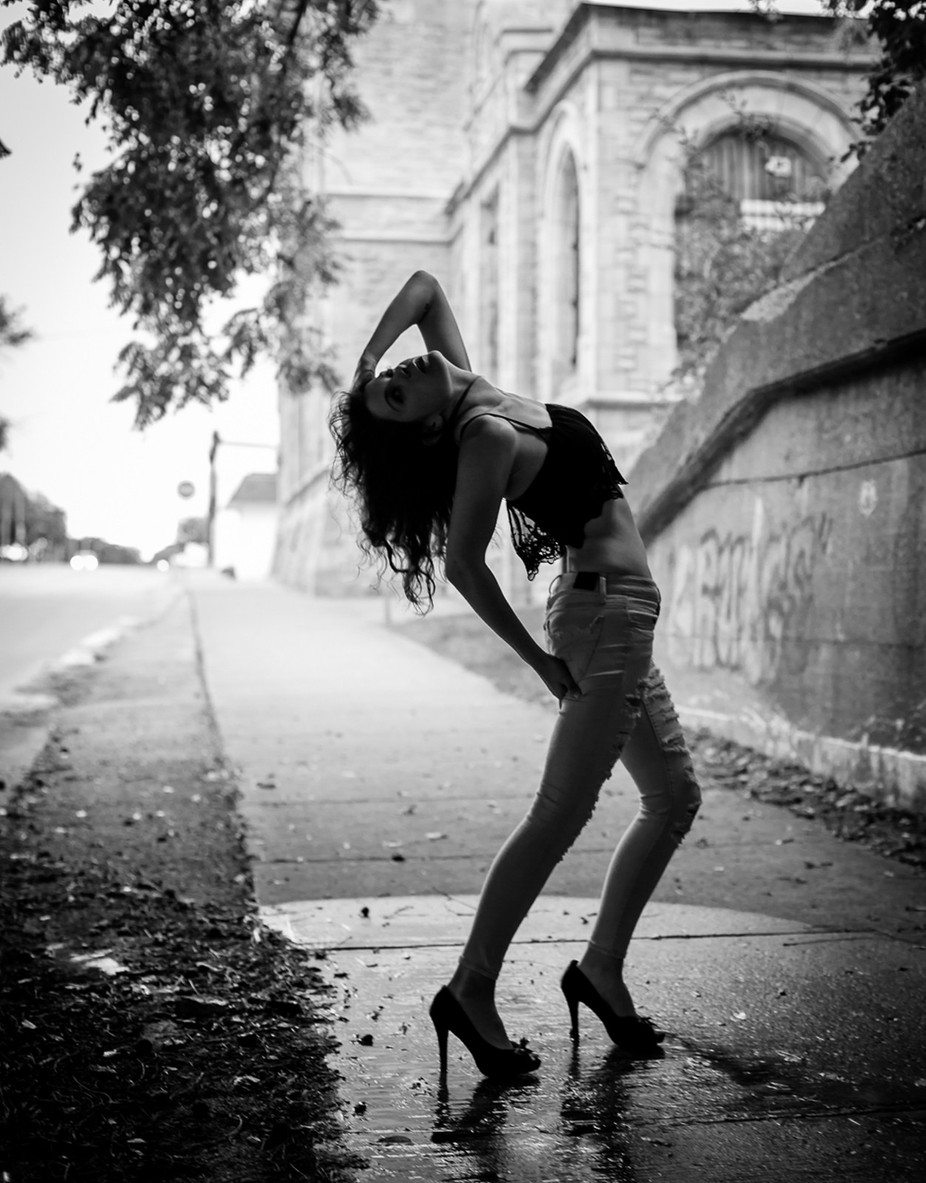 IMG_9643 by michaelleahey - City Life In Black And White Photo Contest